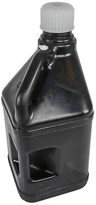 JEGS Performance Products 80222 Square 5-Gallon Jug Black