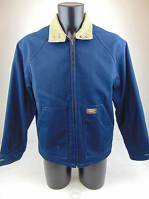 Vintage USATO 90 SIXTY Giacca L Double Face Jacket Large Used