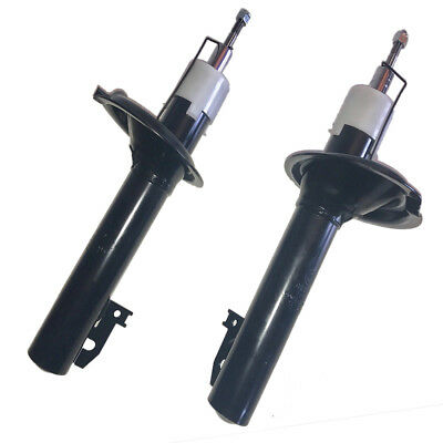 2 x FORD TRANSIT FRONT SHOCK ABSORBERS MK6 2000-2006 NEW FWD RWD SHOCKS SHOCKERS