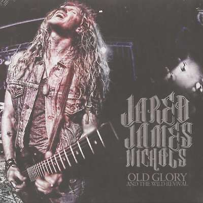 Jared James Nichols - Old Glory And The Wild Revival - - Vinyl Blues