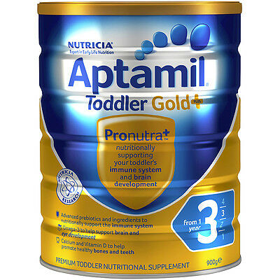 NEW Karicare Aptamil Gold+ Step 3 Baby Formula From 12 Months x 1 Can