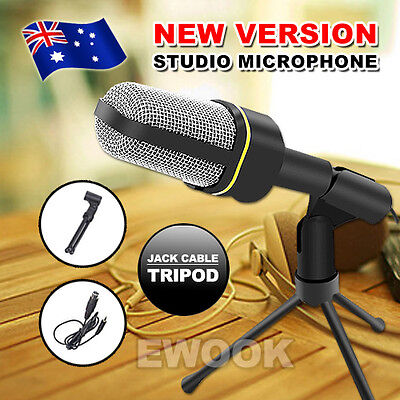 Microphone Mic Studio Recording Chatting Cable Professional Condenser Sound