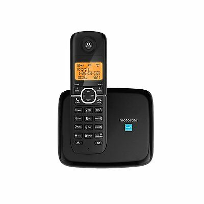 Motorola DECT 6.0 Cordless Phone with 1 Handset and Caller ID L601M (1 Handset)
