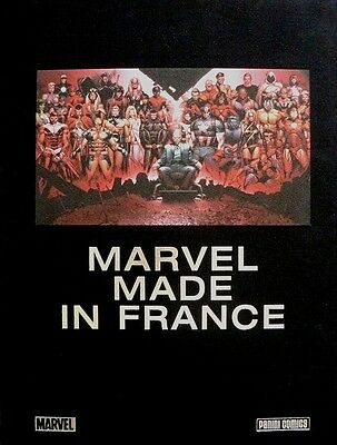 Rare Eo Collector N° Moëbius + Collectif Portfolio Marvel Made In France