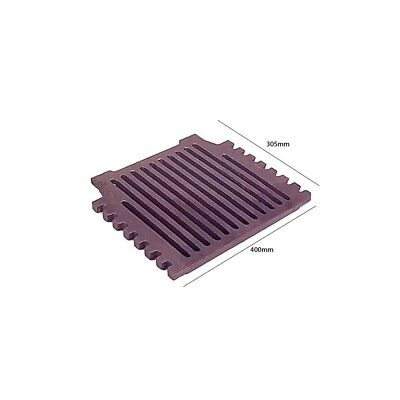 "Grant Triple Pass Fire Grate for Back Boiler/All Night Burner for 16"" Fireplaces"