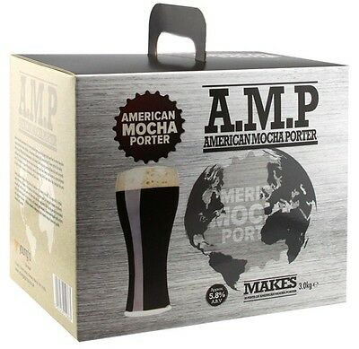 Young's Premium Ale - American Mocha Porter AMP - Home Brew Beer Kit