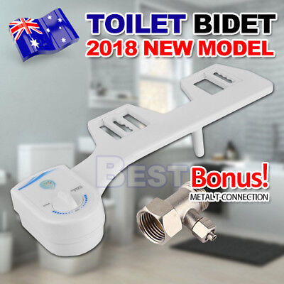 Toilet Bidet Clean Wash Unisex Hydraulic Seat Hygeian Nature Water Easy Use