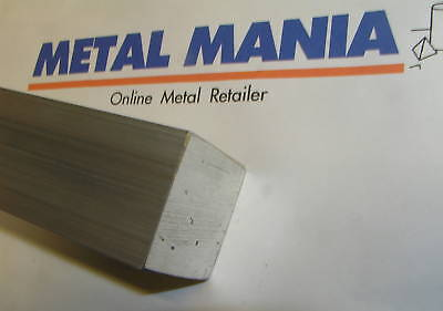 "Aluminium 1 1/2""square bar x 100mm long"