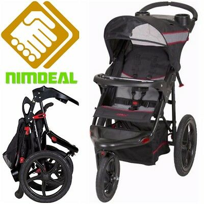 CAR SEAT STROLLER Jogger for Convertible Travel System Newborn Infant Car Seat
