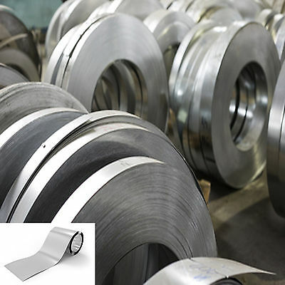 Aluminium Flexible Strip Sheet 0.3mm Aluminium Coil from 20mm to 200mm wide