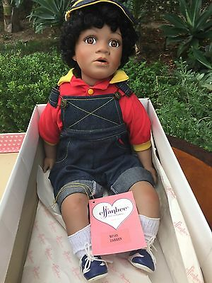 Effenbee Doll  With Box New. Has Series Number