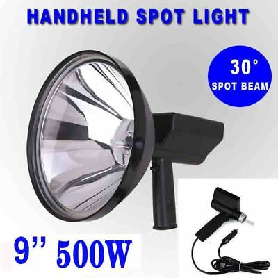 260w Hunting Spotlight Offroad Fishing Camping Hand held light Xenon 240mm 12V