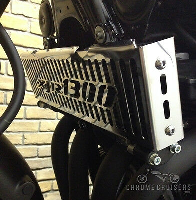 Yamaha Xjr 1300 (1998-2011) Stainless Steel Radiator Cover Guard Grill