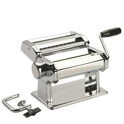 New Avanti Stainless Steel Pasta Making S/s Machine Adjustable 150Mm 12299 Save!