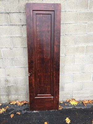 Neo 3 Antique Passage Door Birch
