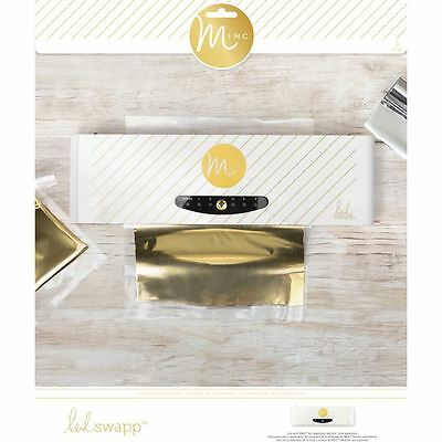 Heidi Swapp Minc Transfer Folder 2 Pack Foil Scrapbook Cardmaking Craft
