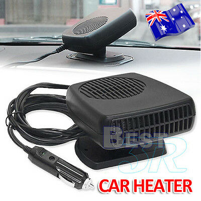 12V 150W Portable Car Heater Fan Heating Vehicle Ceramic Defroster Demister