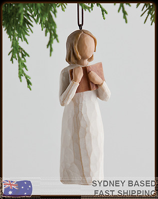 Willow Tree Hanging Ornament LOVE OF LEARNING 26192 New