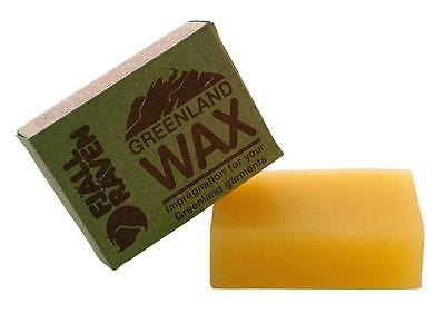 Fjallraven Greenland Wax For Clothing And G-1000 Fabrics Fjall Raven - Large Bar