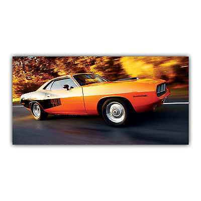 Dodge Charger Tableau Poster Décoration Photo Custom Automabile USA ARIMAJE