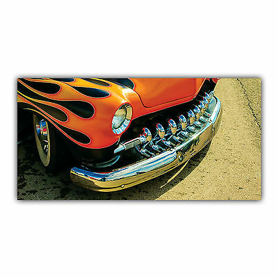 Voiture Rétro Tableau Poster Décoration Photo Custom Automobile USA ARIMAJE