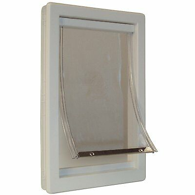 Ideal Pet Products Original Pet Door with Telescoping Frame Size: Extra Large