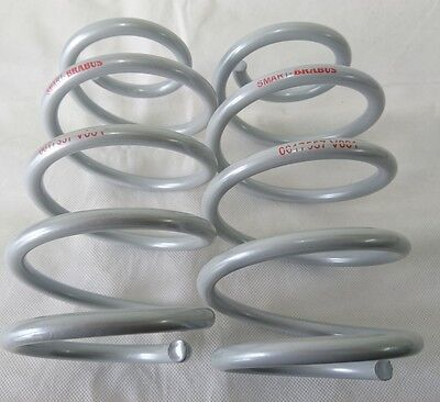 Genuine Smart (452) Roadster Front Sport (Brabus) Coil Springs Q0017557V00100000