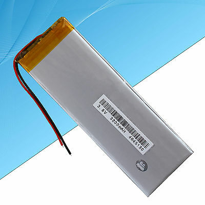 Rechargeable Polymer Lithium Battery For Android Tablet 3200 mAh /3.7V 4045130