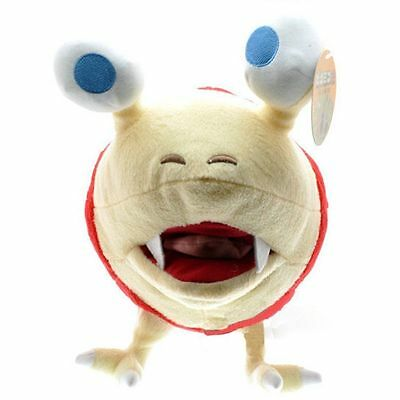 "Newest Pikmin soft Plush Doll Bulborb Chappy stuffed Toy Olimar 11"" 28cm"