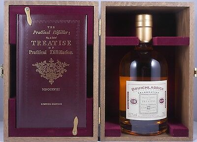 Bruichladdich 1984 18 Years Enlightenment Islay Scotch Whisky 53,7% - one of 500