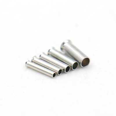 Aderendhülsen Set blank 0,5/0,75/1,0/1,5/2,5mm² Länge 8mm copper 500tlg