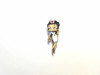 Betty Boop Pin Nurse Bobber Head Design (Retired Item)