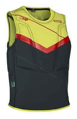 48602-4164 ION Impact Vector Vest Comp 2016 Windsurf Kitesurf - Ship Europe Free