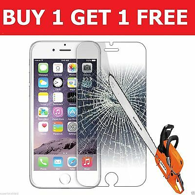 Genuine Tempered Glass Screen Protector Protection For Apple iPhone 6 &6s - new