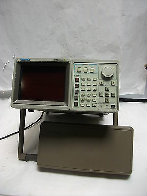 Tektronix Logic Analyzer with Data Acquisition Probes and Manual P6460 (1241)