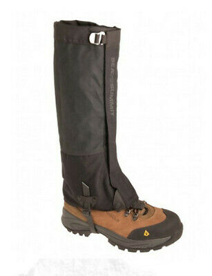 Sea to Summit Quagmire SML Canvas Leg Protection Gaiters Hiking Snake Resistant