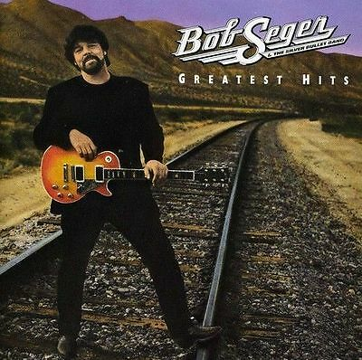 *844 SOLD* Bob Seger & the Silver Bullet Band - Greatest Hits -CD-NEW FREE SHIP