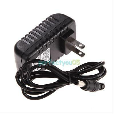 AC 100 240V Converter Adapter DC 5.5 x 2.5MM 4.5V 1A 1000mA Charger US Plug top