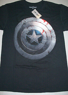 Marvel Captain America Shield Slim-Fit T-Shirt