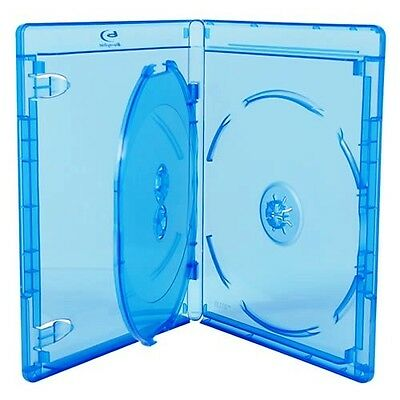 Official Viva Elite Triple Disc Blu-ray Replacement Case (3 Disc)(Pack of 3)