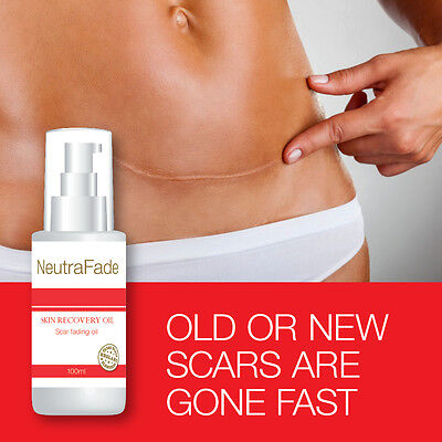 Neutra Fade Skin Recovery Oil Scar Fading Oil – Safe Natural Scar Treatment
