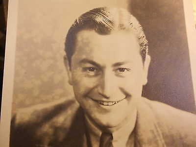 "#2 of 4, OLD VTG ""METRO-GOLDWYN-MAYOR (MGM) STUDIOS CELEBRITY ""ROBERT YOUNG"" KIT"