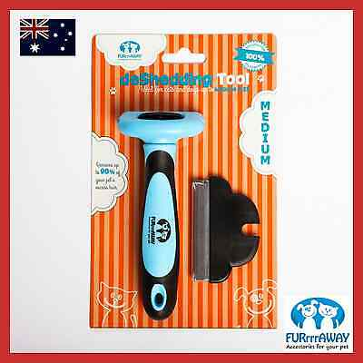 deShedding Tool for Cats, Long or Short Hair, Better Than A Brush or Comb