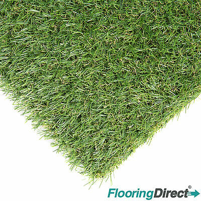 Artificial Grass Mat 15mm Thick - 40cm x 60cm - Greengrocers Fake Grass Mat