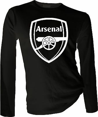 Arsenal FC Football Soccer T Shirt EPL Gunners Team Sports Fan Apparel Clothing