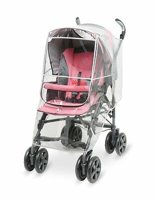 Manito - Imperial - IMCV30000 - Stroller Weather Shield - Clear