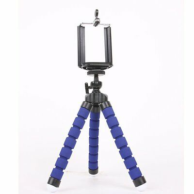Portable Mini Phone Holder Flexible Octopus Tripod Stand Mount For Camera Phone
