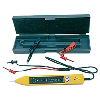 Jameco Benchpro LP-3500 Logic Probe 17MHz No Battery Required Audible Tone
