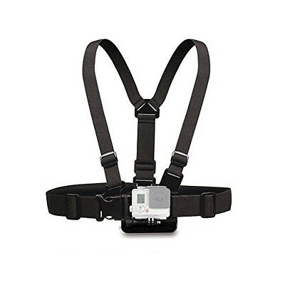 Adjustable Chest Strap for ALL GoPro MODELS GoPro HD Hero 2, 3, 3+, 4, 5 NEW!!