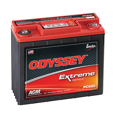 Pc680 Odyssey Battery 2 Year Warr. Ships From Canada